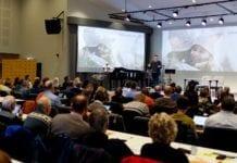 Årsmøtet til Hordaland KrF vedtok 17. februar 2018 en resolusjon om anerkjenne Jerusalem. (Foto: KrF)