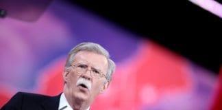 USAs sikkerhetsrådgiver John Bolton. (Foto: Gage Skidmore)