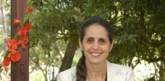 Knesset-medlem Anat Berko. (Foto: Privat, Wikipedia)