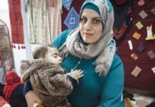 En palestinsk kvinne fra Hebron. (Illustrasjonsfoto: Sebastian Indra/ MSZ, flickr)