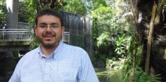 Den palestinske ingeniøren Fadi al-Batsh ble skutt og drept i Malaysia. Han var delaktig i en våpenavtale med Nord-Korea. (Foto: Privat)