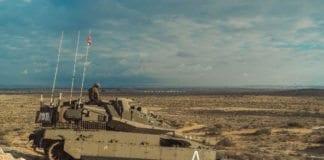 Det israelske forsvaret er i høyeste beredskap på nordfronten. Her fra en øvelse tidligere i år. (Foto: IDF)