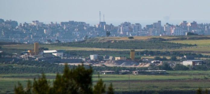 To personer bevæpnet med kniv og håndgranat klarte å infiltrere Israel fra Gazastripen. (Foto: Mark Nakasone/Flickr)