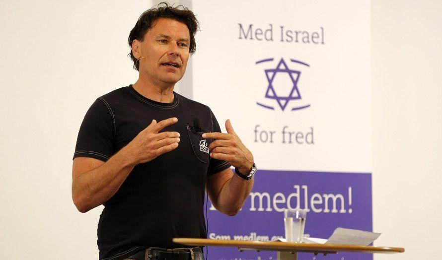 Jens Jorde hos MIFF Østfold: Israel - en teknologisk stormakt
