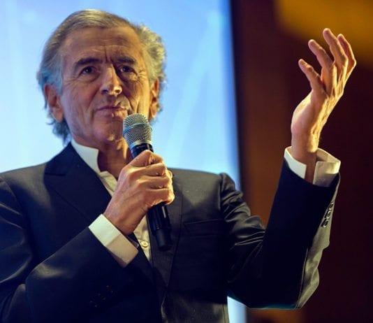 Bernard-Henri Lévy. (Foto: Mauro Rico, Ministerio de Cultura de la Nación, flickr)