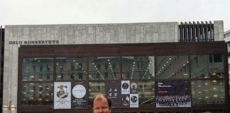 Siste helg i april ønsker Conrad Myrland og MIFF velkommen til 40-årsfeiring av MIFF på Scandic Fornebu og 70-årsfeiring av Israel i Oslo Konserthus. (Foto: MIFF)