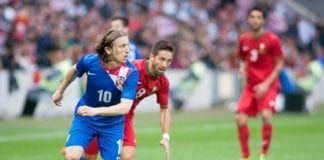 Vet Luka Modrić og de andre landslagsspillerne på Kroatia eller Nigeria historien til Kaliningrad? (Foto: Fanny Schertzer, Wikimedia Commons)