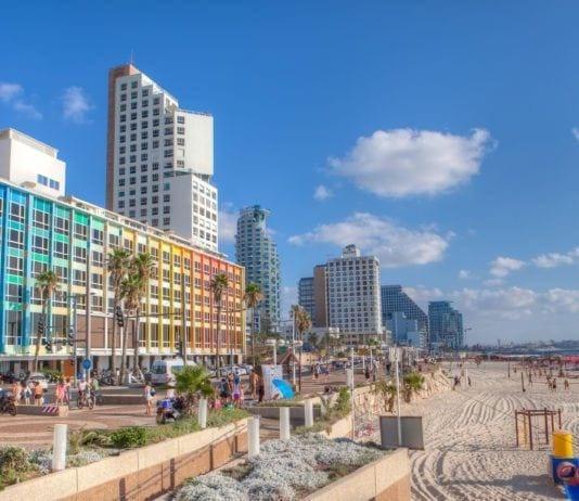 CNN trekker fram Tel Aviv som et fantastisk sted å besøke i juni måned. (Foto: Dana Friedlander/Flickr)