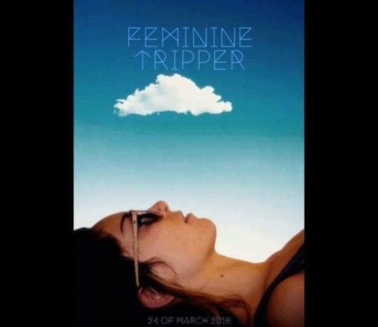 Festivalen Feminine Tripper ble avholdt i Oslo 19.-25. mars 2018. (Plakat fra Facebook-siden)