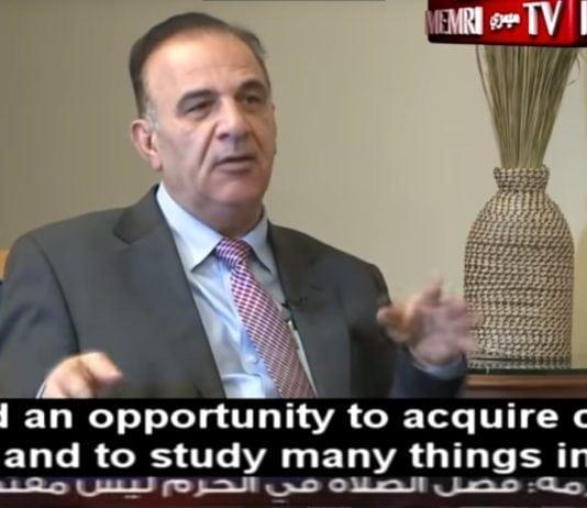 Yousef Alawnah. (Skjermdump fra Saudi 24, via MEMRI)
