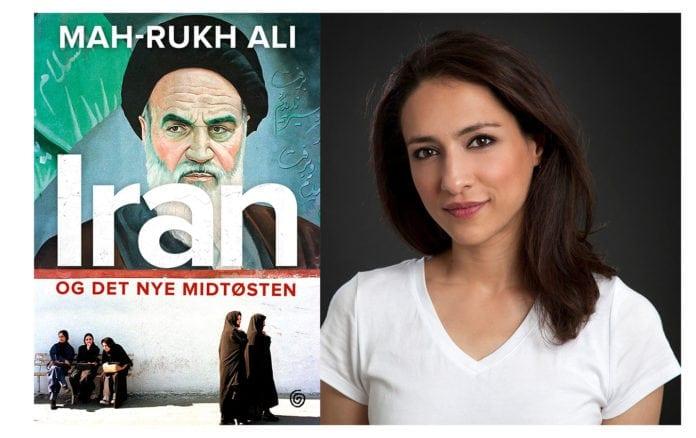 Iran og det nye Midtøsten av Mah-Rukh Ali. (Foto: Kagge forlag)