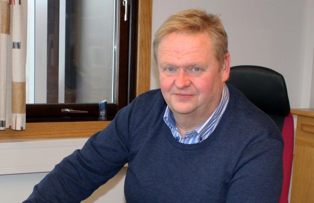 Jan Kristensen, ordfører i Lyngdal kommune. (Foto: Lyngdal kommune)