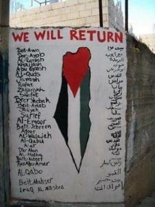 Bilde fra Facebook-siden til en organisasjon som Janna Jihad er aktiv i.