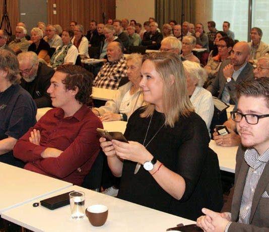 MIFF Forum i Stavanger i 2016. (Foto: Tor-Bjørn Nordgaard, MIFF)