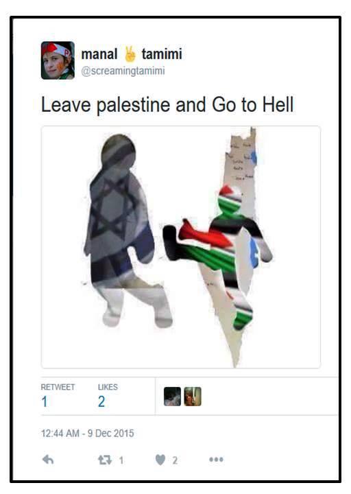 Janna Jihads tante på Twitter.