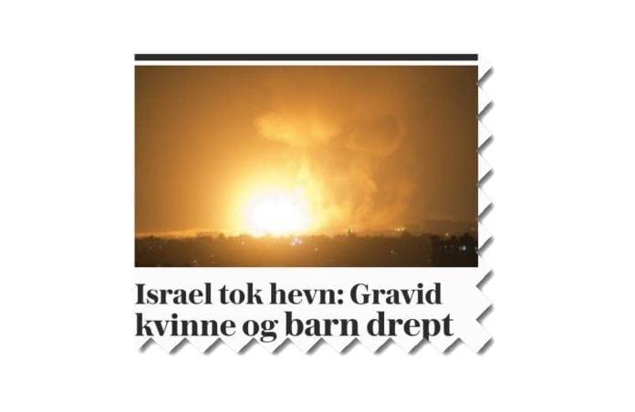 Skjermdump fra vg.no kl. 09.00 9. august 2018.