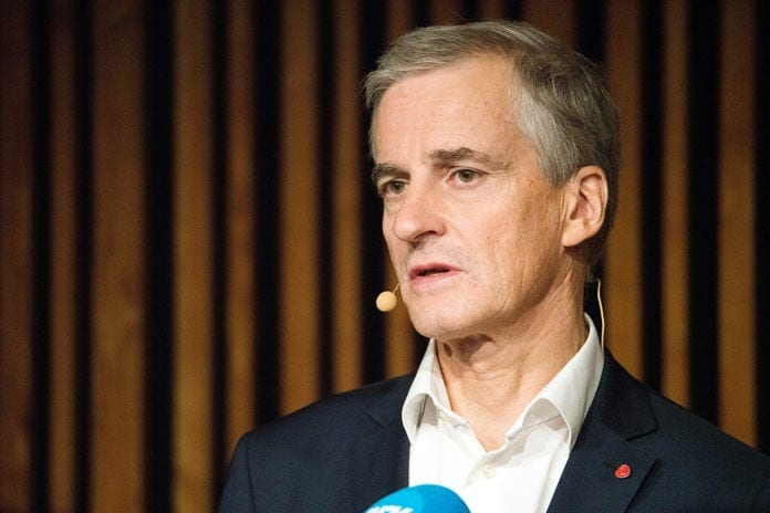 Arbeiderpartiets partileder Jonas Gahr Støre. (Foto: Arbeiderpartiet, flickr)