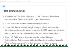 Skjermdump av NTB-saken på nrk.no.