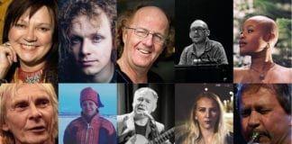 Ti norske musikere krever at Eurovision flyttes fra Israel. (Foto: Pressefoto/ Facebook/ Wikimedia Commons, montasje MIFF)