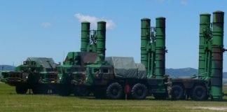 Det russiskproduserte antiluftskytset S-300 er nå på plass i Syria. (Foto: Wikipedia)