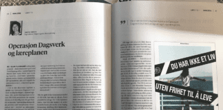 Faksmile fra Lektorbladet nr. 5/2018.