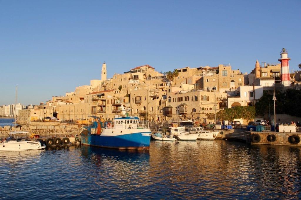 Jaffa er en flere tusen år gammel by som er omtalt flere ganger i Bibelen. I dag er byen vokst sammen med Tel Aviv. (Foto: Bjarte Bjellås)
