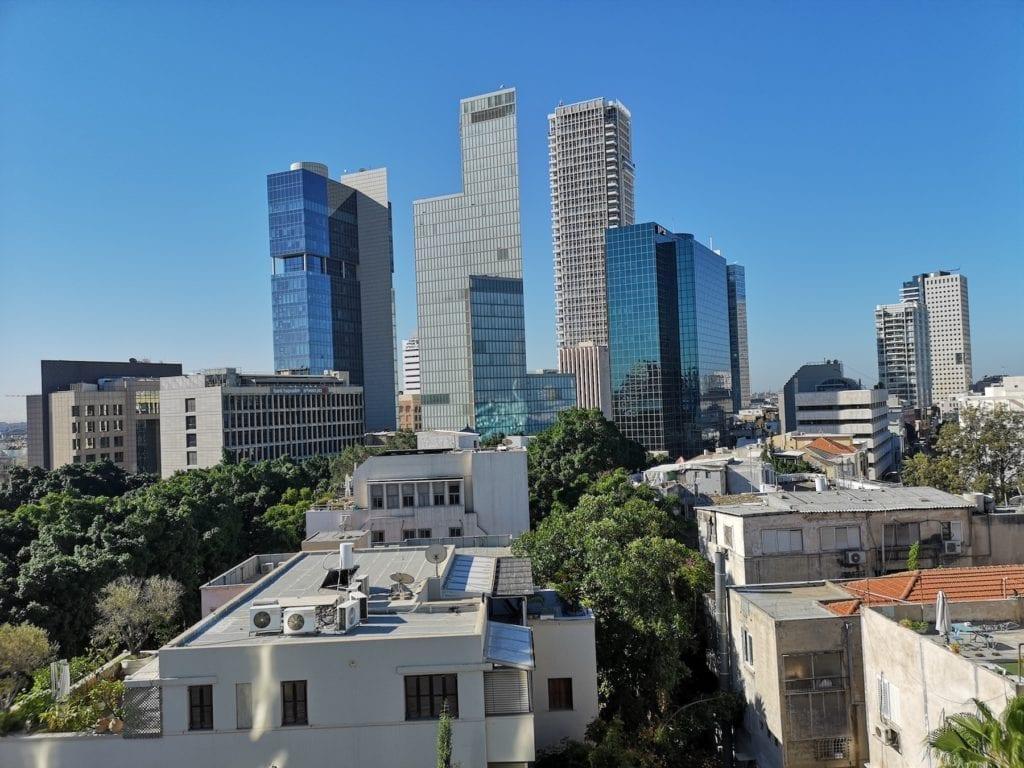 Ønsker du å våkne opp i et solfylt Tel Aviv? Med Norwegians direkterute er byen bare fem timer unna. (Foto: Bjarte Bjellås)