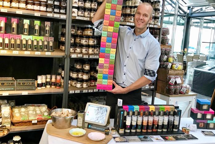 Anders Wergeland har startet selskap som vil spesialisere seg på import av israelske kvalitetsvarer. (Foto: Privat)