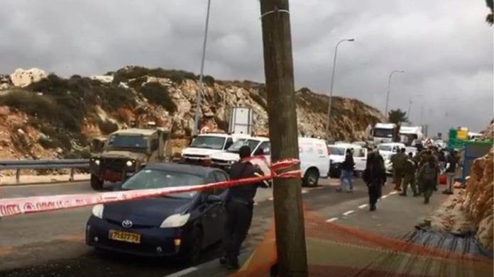 To personer ble drept og flere ble alvorlig skadet i et terrorangrep på Vestbredden.