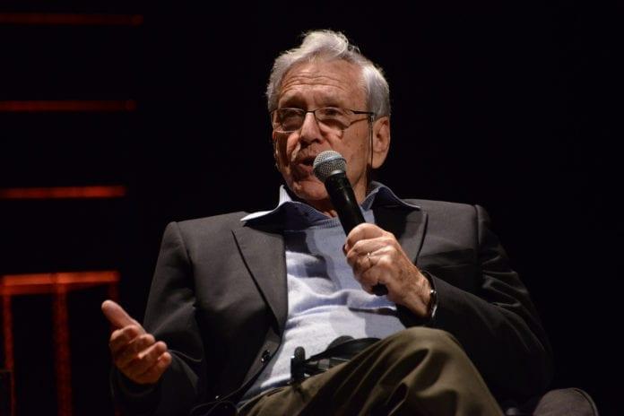 Amos Oz døde av kreft 79 år gammel. Han ble regnet som Israels fremste nålevende forfatter. (Foto: Luiz Munhoz/Flickr)