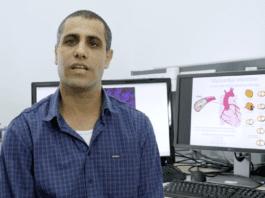 Professor Tal Dvir ved Universitet i Tel Aviv har ledet forskningsarbeidet. (Foto: Skjermdump YouTube)