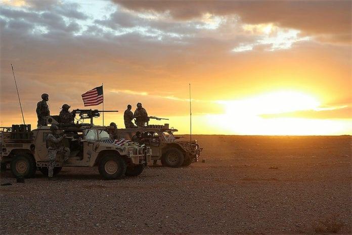 Til tross for protester fra Israel vil USA gjennomføre en fullstendig tilbaketrekking av sine styrker i Syria. (Foto: US Military)