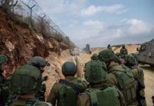 Det israelske forsvaret har avdekket fire Hizbollah-tunneler fra Libanon og inn på israelsk territorium. (Foto: IDF)