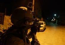 To ettersøkte terrorister ble skutt og drept av israelske styrker under et raid på Vestbredden onsdag. (Foto: IDF)