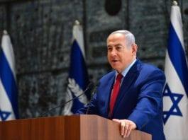 Israels statsminister og forsvarsminister Benjamin Netanyahu.