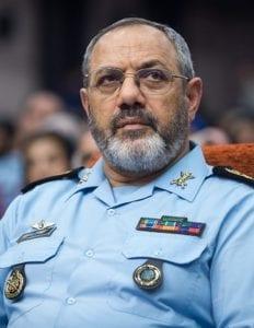 Brigadegeneral Aziz Nasirzadeh er sjef for det iranske luftvåpenet. (Foto: Wikimedia Commons)