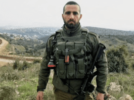 Muslimske Bilal Taha er soldat i det israelske forsvaret. Han tror flere muslimer kommer til å verve seg framover. (Foto: IDF)