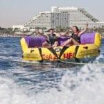 Israel håper å trekke enda flere turister til badebyen Eilat ved Rødehavet fremover. (Foto: Det israelske turistkontor)