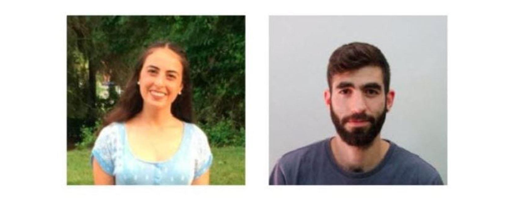 Maayan Kishon og Guy Levinson fra organisasjonen StandWithUs i MIFF Stavanger: Ung i Israel