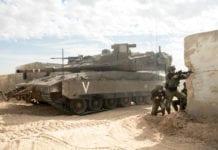 En ny brigade i Israels sørlige front er etablert for vokte grensen mot Egypts Sinai-halvøy. (Foto: IDF Spokeperson)