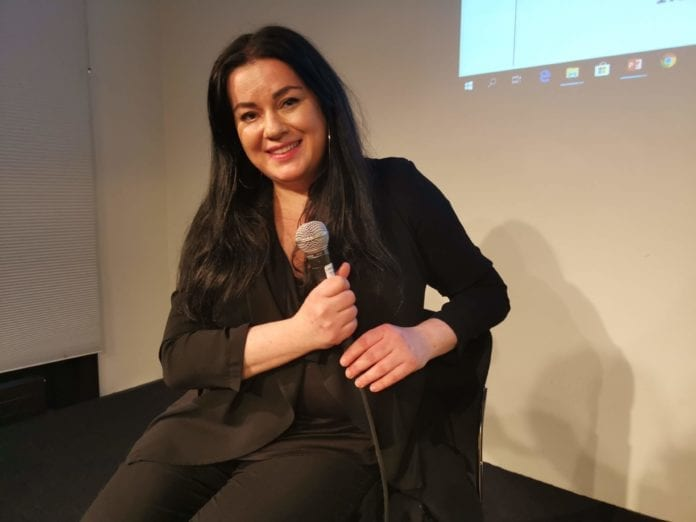 Suzanne Aabel. (Foto: Kjetil Ravn Hansen)