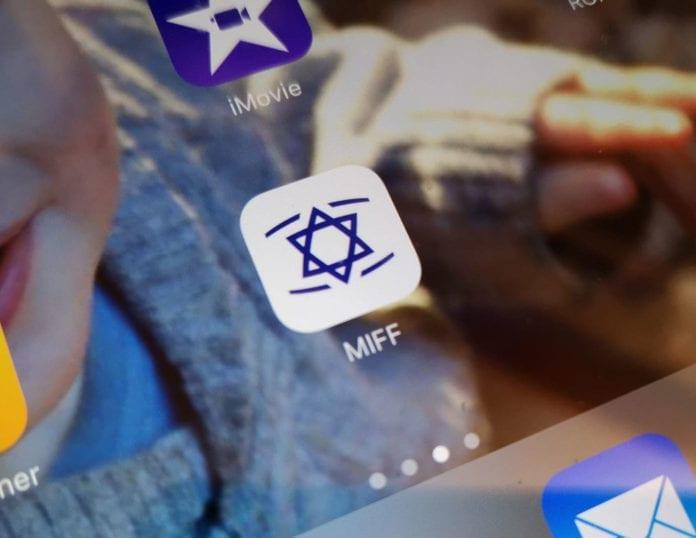 Last ned den nye MIFF-appen.
