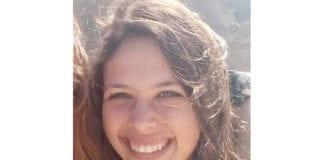Den 19 år gamle israelske jenta Ori Ansbacher ble brutalt voldtatt og drept torsdag 7. februar. (Foto: Privat)