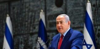Benjamin Netanyahu ligger på meningsmålingene godt an til bli gjenvalgt som israelsk statsminister. (Foto: GPO)
