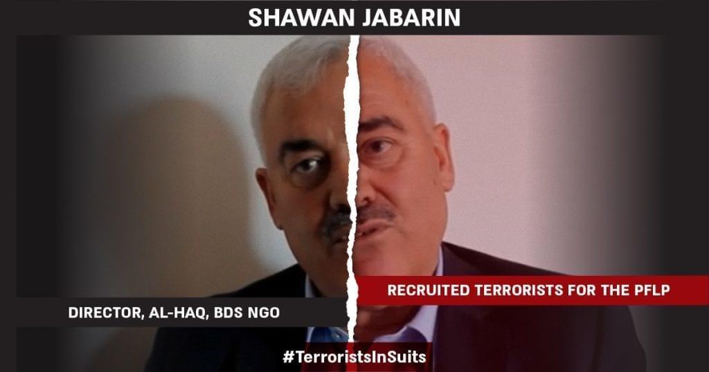 Shawan Jabarin. (Illustrasjon: MSA)