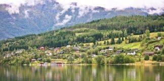 Ulvik kommune har omkring tusen innbyggere. (Foto: Milton Correa, flickr)