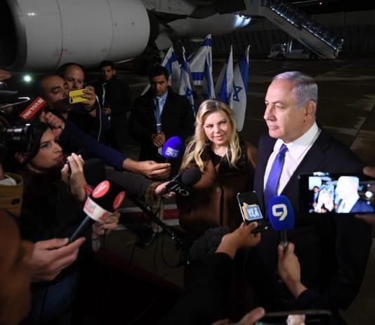 Israels riksadvokat har varslet tiltale mot statsminister Benjamin Netanyahu. (Foto: Haim Zach/GPO)