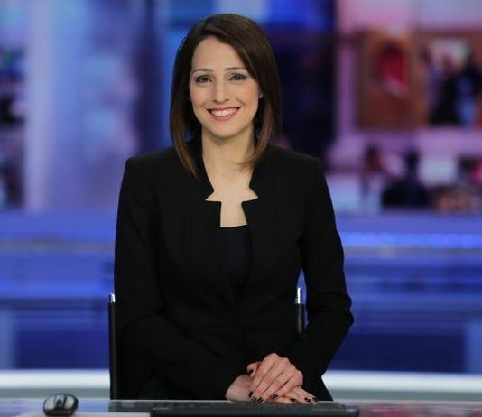 Drusiske Gadeer Mreeh jobbet tidligere som TV-anker. Nå ønsker hun å bli den første kvinnelige druseren i det israelske parlamentet.