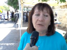 Zehava Shaul er alvorlig syk av kreft. Hun håper å finne ut hva som skjedde med sønnen sin før hun dør. (Foto: Skjermdump YouTube)