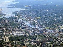 Fredrikstad. (Foto: Michael Katz, flickr)